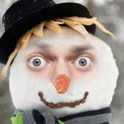 假日照片恶作剧:圣诞节Selfie服装脸部变形 1.4