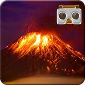 VR 驱动 器 通过 Live3D 火山 熔岩 1.01