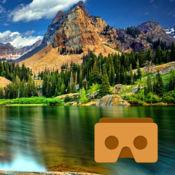 VR自然风光