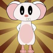 疯狂的老鼠迷宫陷阱 - 顶部脑列车的益智游戏 1.4