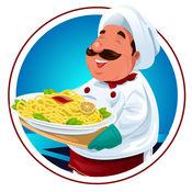 面条机 - 疯狂的明星厨师厨房做饭游戏的女孩 1.0.3