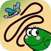儿童迷宫游戏世界动物版- 3到9岁宝宝早教育儿趣味益智软件