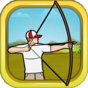 射箭射击长弓锦标赛 - 目标技能Bowmaster挑战游戏免费 Arc