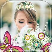 婚礼发型更衣 - 花冠和头饰改变你的风格找到最完美的婚礼