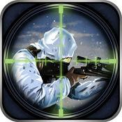 北极突击(17 +) - 免费射击游戏 (Arctic Assault Sniper Gam