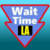 等待时间 for 加州迪士尼乐园