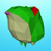 Froggy Log - 青蛙日志 - 无尽的街机日志滚动Simulator和