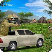 前线射手突击队 - 极端射手游戏 Frontline Shooter Comman