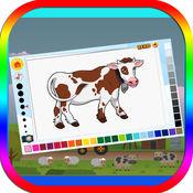 农田孩子的彩图 1.0.0