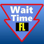 排队时间 for 佛罗里达迪士尼世界 1