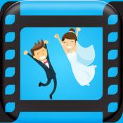 婚礼视频幻灯片 1