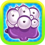 怪物比赛热潮 - 可怕的立方体表面疯狂拼图 - FREE 1