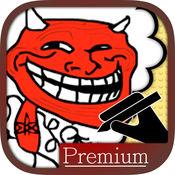 搞笑图片 - 创建幽默卡和照片 - PREMIUM