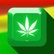 大麻键盘应用 – 设置主题凉爽的键盘 1