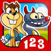 Monster Numbers:适合4到12岁儿童的加减运算 4.1