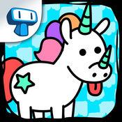 Unicorn Evolution   点击游戏的独角兽 1.0.5