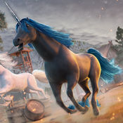 我的 魔法 独角兽 骑 世界 | 免费 小 动物 游戏 的 中国 (