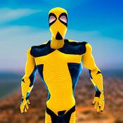 奇怪的蜘蛛英雄复仇者 1