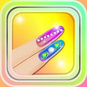 时尚修指甲沙龙 – 美丽的指甲艺术装饰理念 1