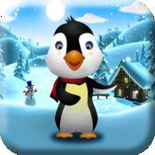 盆骨飞翔的企鹅:难忘的冒险冷颤冻土土地! 1.1