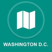 华盛顿DC : 离线GPS导航 1