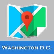 甲虫华盛顿旅游指南地铁离线地图 Washington DC travel gu