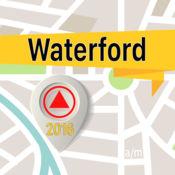 沃特福德 离线地图导航和指南 1