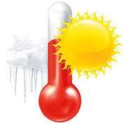 室外温度计