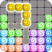 糖果拼圖座國王 - 一個有趣和經典的10/10電網遊戲 1