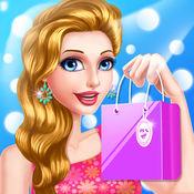 时尚女孩店装扮:女孩游戏 1