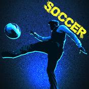 金丹亲街头足球目标 - 最佳的虚拟足球游戏 1.4