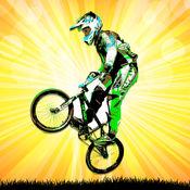 上野自行车骑手BMX赛 1