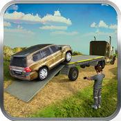 美國陸軍越野車運輸truck-四輪驅動SUV車 1