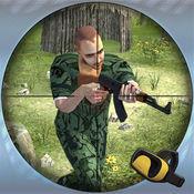美国陆军狙击手射击VR - 射击游戏2017年 1