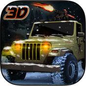 美国陆军卡车司机战斗3D-驾驶汽车在战争 1.1