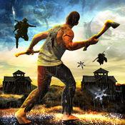 美国陆军vs忍者刺客:失物岛生存 1