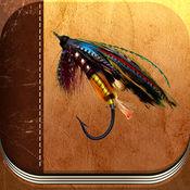 若虫 而 湿飞: 领带飞 钓鱼技巧 图案