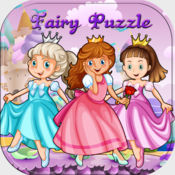 Princess Cartoon Matching 仙女 拼图女孩 1.1.3