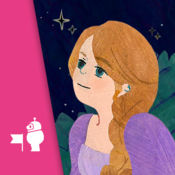 长发姑娘 - Pink Paw Books 互动通话系列