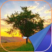 大自然高清背景 - 景观壁纸 1