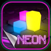 LED霓虹灯壁纸 – 发光的彩色背景和主屏幕主题免费 1