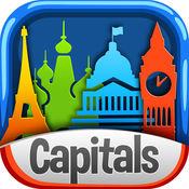 世界 首都 测验 – 有趣 地理 游戏 为 孩子 和 成人 1