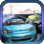 高清赛车喷气冲击波 - 一个免费的公路交通游戏 1.2