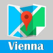 维也纳旅游指南地铁奥地利甲虫离线地图 Vienna travel gui