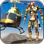 直升机 机器人 转型 1