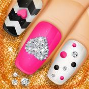 指甲美甲 指甲美甲: 美丽的指甲设计您的虚拟化妆沙龙 1.2