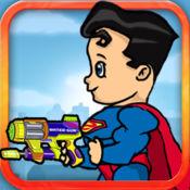 超人宝宝天天酷跑