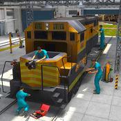 真实列车机械模拟器 1