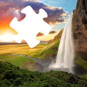 世界景观拼图...