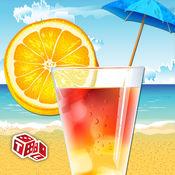 果汁机 - 使甜果汁和装饰健康饮料和奶昔 1